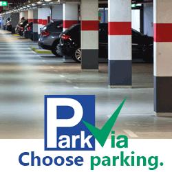 ParkVia logo