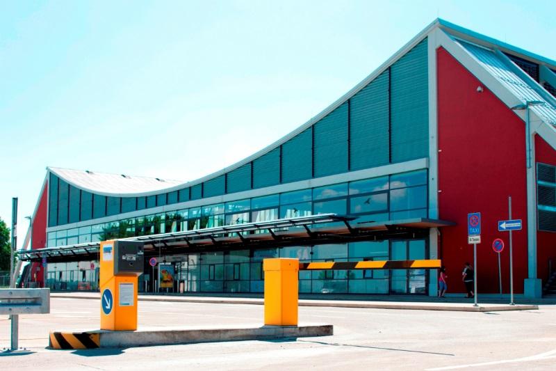 ParkCloud >Direct at Allgäu Airport