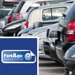Ny parkeringsmöjlighet vid Säve flygplats: Park & Go