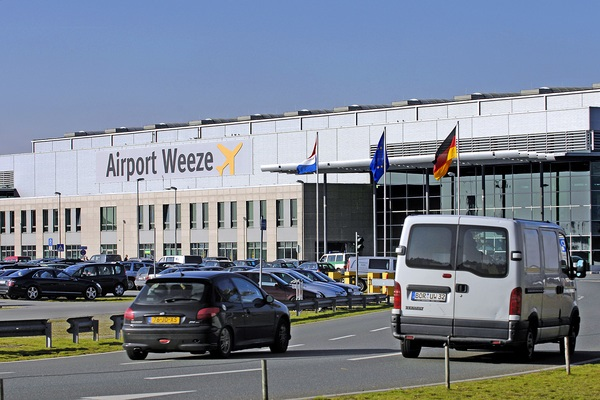 Weeze Airport, Germany