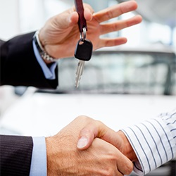 Hur fungerar Meet & Greet parkeringstjänst?