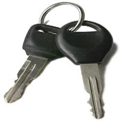 Ali lahko obdrzim kljuce vozila ob koncu voznje?