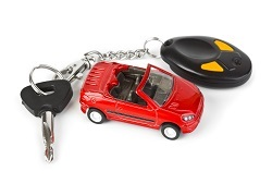 Moznost predaje kljucev ob koncu voznje