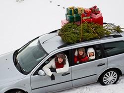 Не забудьте забронировать парковку на время новогодних каникул!