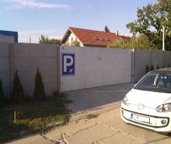 Dva odlična izvajalca parkirišča na letališču Bratislava