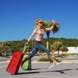 Disponibilidade de reservas para o fim do ano no Aeroporto de Florianópolis.