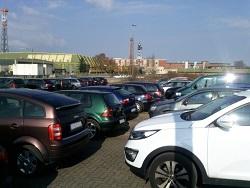 O nouă opțiune de parcare în apropierea Aeroportului Internațional Oradea!