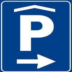 Закрит паркинг в центъра на Бургас
