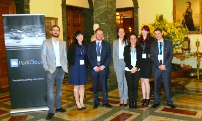 ParkCloud recently hosted a corporate event at the British Embassy, in Rome.