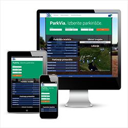 Kaj je novega na ParkVia?