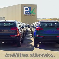 ParkVia – pilns stāvvietu pakalpojumu klāsts!