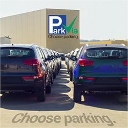 Nu blir ParkVia den enda parkeringsbutik du behöver!