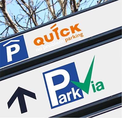 Главоломен старт с Quick Parking в Италия
