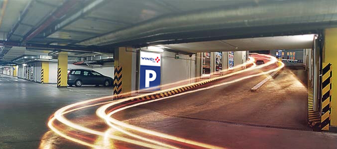 Vinci Park Slovakia deploys versatile ParkCloud system
