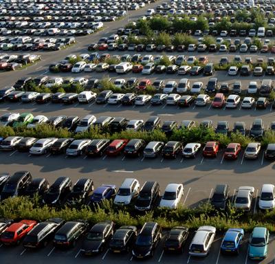 Как найти свою машину?