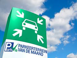 AmsterPark Amsterdam Port is het parkeerterrein van de maand