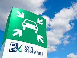Bu ayın otoparkı JetPark İzmir Havalimanı Otopark