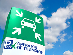 Park and Go San Diego Cruise Parking is the Operator of the Month