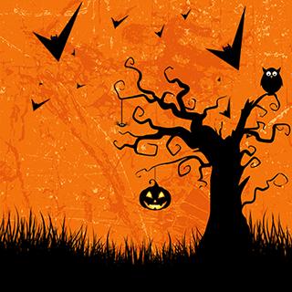 Vyberte si parkování na Halloween!