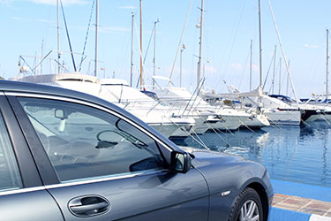 Plain sailing for parking at Italian ports
