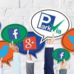 Get online for ParkVia News
