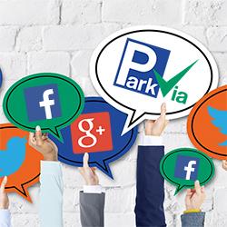 Bleiben Sie auf dem Laufenden über Neuigkeiten von ParkVia
