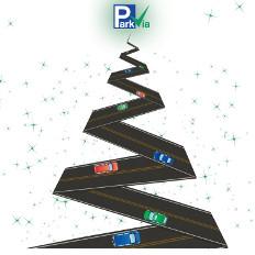Vánoční přání od ParkVia