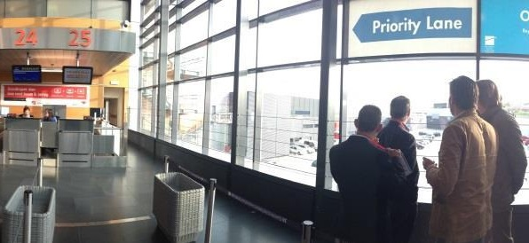 ParkCloud on the right track at Charleroi Airport