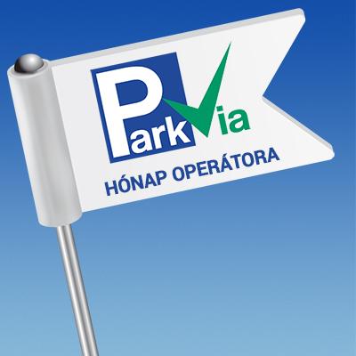 A Hónap Operátora: BUD Nemzetközi Repülőtér Terminál Parkoló!