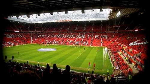 Manchester United Match Day Experience At Old Trafford Up For Grabs