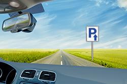 Ar žinote kur paliksite automobilį?