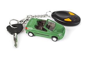 Musím nechat klíče od auta na parkovišti?