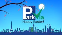 Have An Eggcellent Time This Easter With ParkVia!