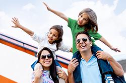 Fünf goldene Regeln für einen ausgeglichenen Familienurlaub