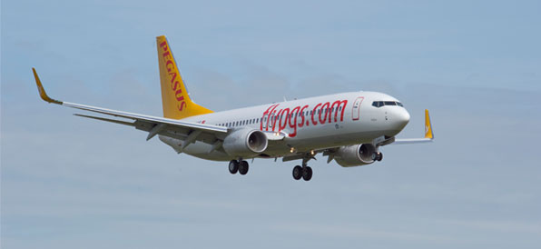 ParkCloud takes flight with Pegasus Airlines