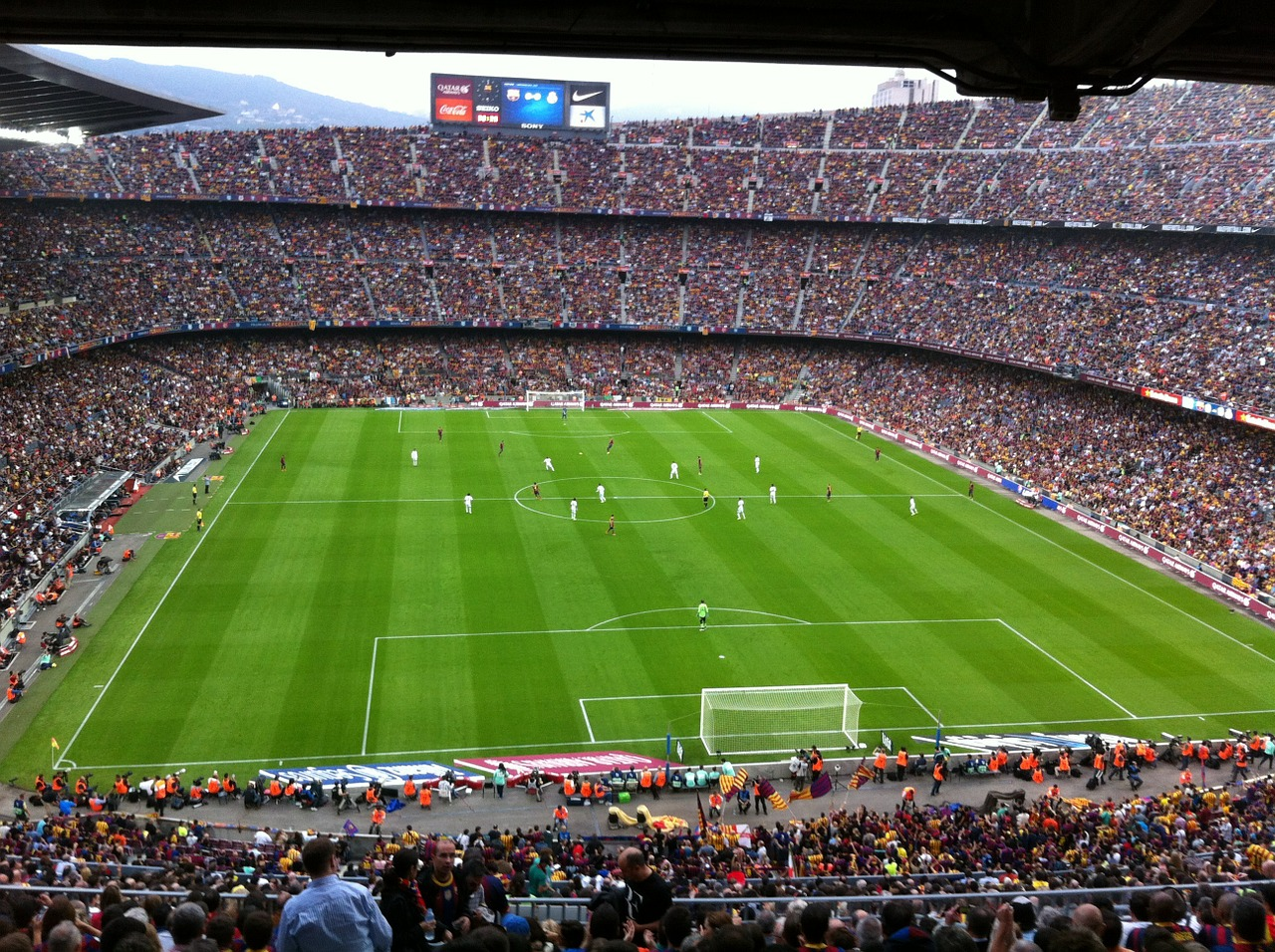 Reserva tu Parking para la Final de la Copa del Rey 2015 en el Camp Nou