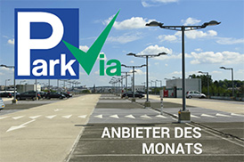 Anbieter des Monats: EXPO Parking