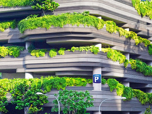 Park(ing) Day 2016 - ParkCloud and the power of plants