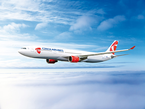 Czech Airlines grows ancillary offers partnering with ParkCloud
