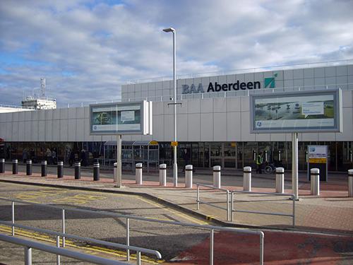 ParkCloud promotes parking at Aberdeen Airport