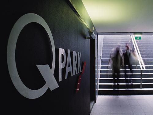 Q-Park ParkCloud expands into Ireland with Q-Park