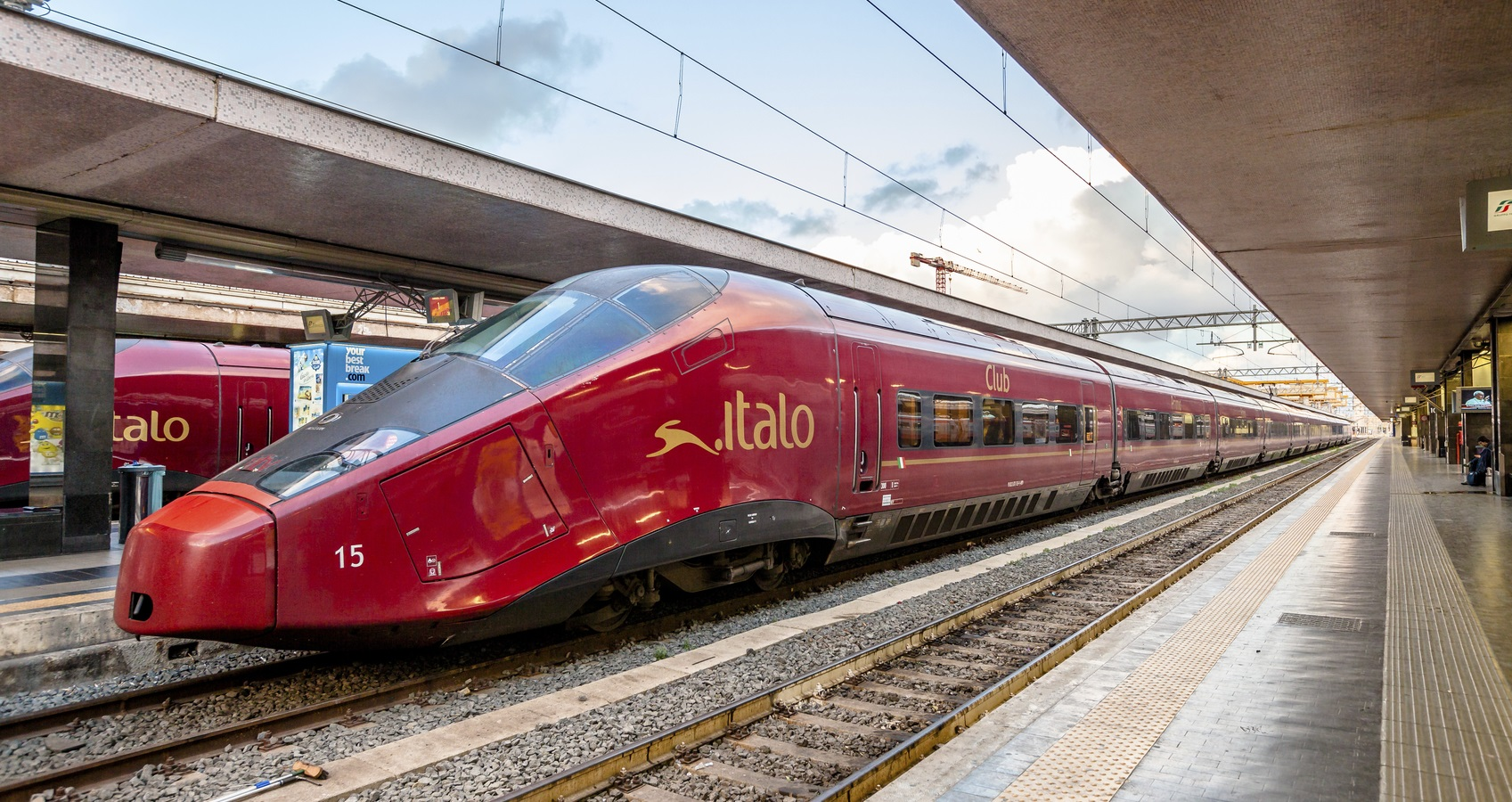 Italo Stays On Board With ParkCloud For Contract Renewal