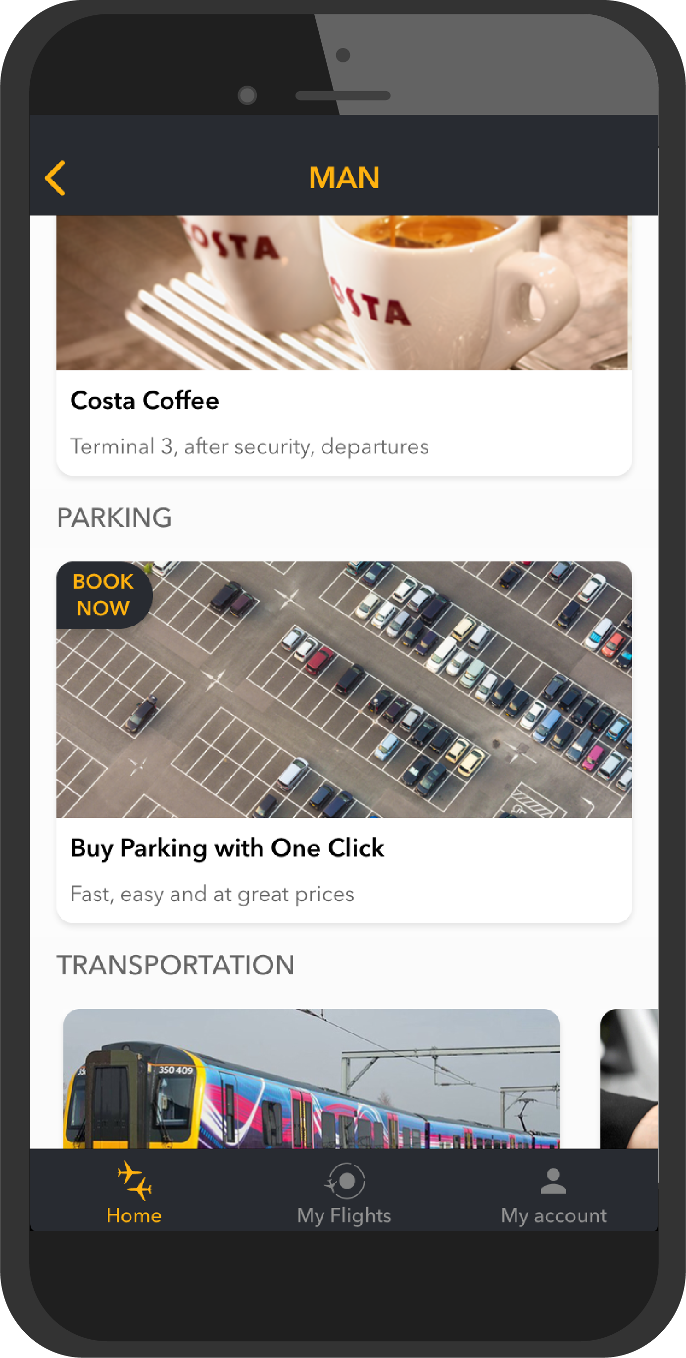 ParkCloud Is All Systems Go With Airport App FLIO
