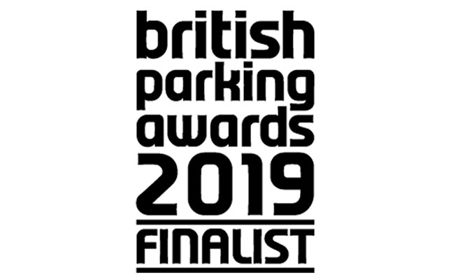 British Parking Awards here we come!
