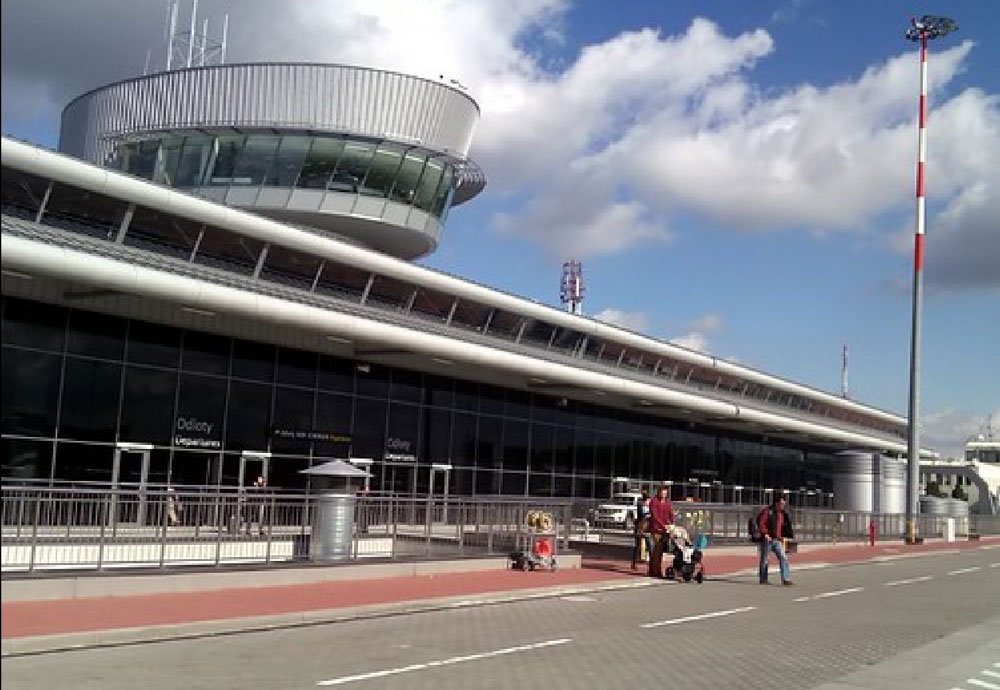 ParkVia remains in Pole position at Lodz Airport